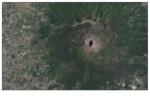 18.07.2017 – Nuove mappe sul Vesuvio