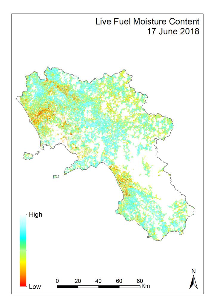 L'impegno continuo del centro di competenza regionale BENECON per il contrasto al fenomeno degli incendi in Campania
