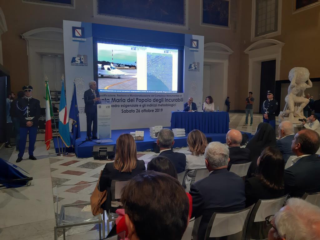 Incurabili: la rinascita. Lecture del Prof. Carmine Gambardella, Cattedra UNESCO