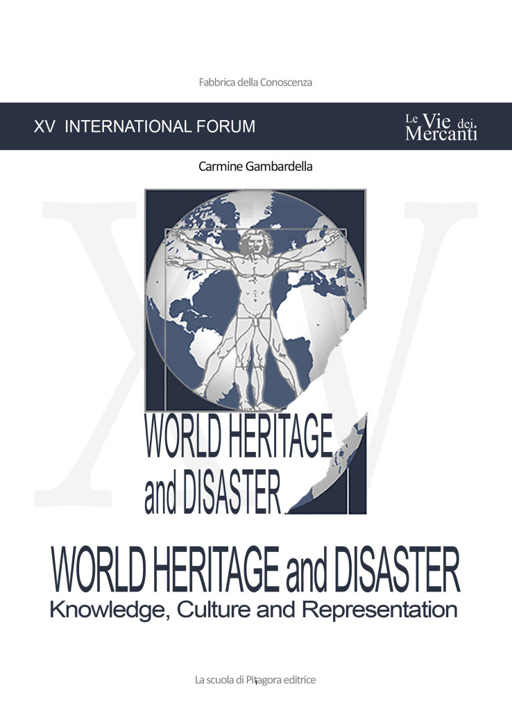 Indicizzazione ISI Web of Science per gli Atti del XV Forum Internazionale WORLD HERITAGE and DISASTER